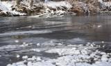 Powiat oświęcimski. Ostrzeżenie drugiego stopnia. Uwaga: odniedzieli silny mróz, zawieje śnieżne oraz intensywne opady śniegu
