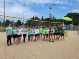 Drużyny z gminy Wierzchlas z pierwszymi miejscami w Półfinałach Wojewódzkich w Siatkówce Plażowej