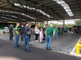 Wiele atrakcji dla mieszkańców czekało w zajezdni zielonogórskiego MZK. To kolejna edycja Dnia Otwartego