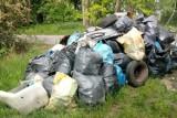 Ponad sto osób posprzątało Czyżkówko i okoliczny las