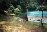 Kolorowe Jeziorka przyciągają turystów i poszukiwaczy skarbów