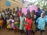 SP1 ze Żnina zebrała pieniądze na pomoc sierotom w Ugandzie. Wybudują za nie łazienkę