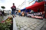 Food trucki przyjechały do Mysłowic. Pyszne jedzenie czekało na mieszkańców na rynku