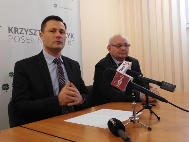 Poseł Paszyk ocenia rządy PiS
