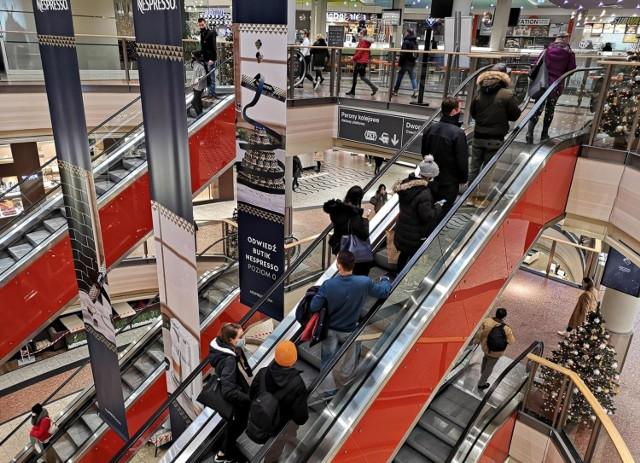 Galerie handlowe zostaną ponownie w pełni otwarte?
