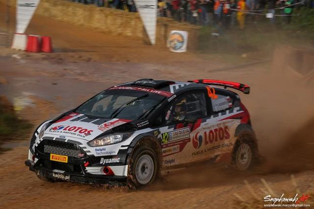 Kajetan Kajetanowicz debiutuje w WRC na Rajdzie Sardynii