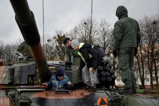Piknik wojskowy w Elblągu na 20-lecie Polski w NATO [9.03.2019]