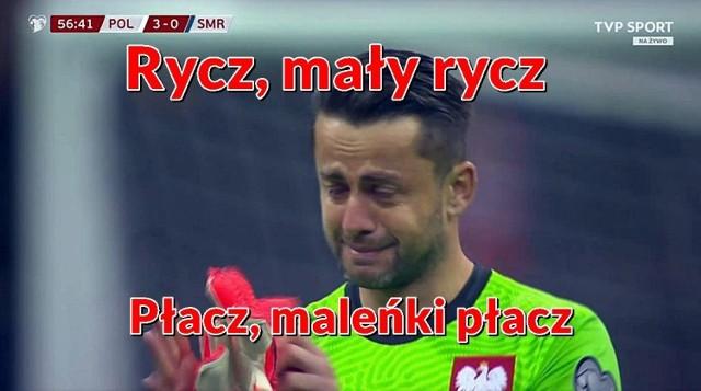 Memy po meczu Polska - San Marino    Zobacz kolejne zdjęcia. Przesuwaj zdjęcia w prawo - naciśnij strzałkę lub przycisk NASTĘPNE