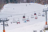 Krynica-Zdrój. Stacje narciarskie w regionie jeszcze otwarte. Gdzie na narty? To ostatnia szansa przed lockdownem [ZDJĘCIA]