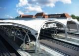 Dworzec w Gliwicach wczoraj i dziś [ZDJĘCIA]