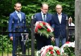 Władze miasta Dębica uczciły pamięć ofiar dębickiego getta