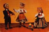 Wielkanoc na starych pocztówkach. Zobacz, jak dawniej wyglądały kartki świąteczne