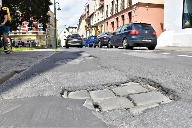Ulice Malczewskiego i Krupnicza w Opolu do przebudowy