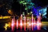 Winobranie 2019. W Parku Sowińskiego w Zielonej Górze zaprezentowano historię Winobrania na wodnym ekranie!
