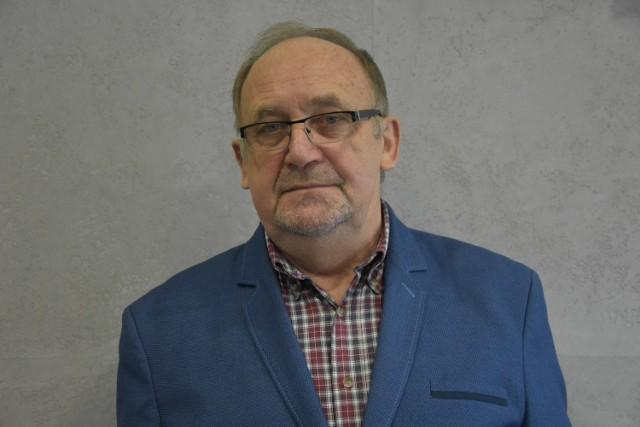 Kazimierz Niewiński zaszczepi się, aby chronić siebie i swoich bliskich