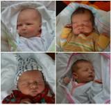 Ignaś, Zosia, Kacperek i Jagoda są już z nami! Zobacz galerię Naszych Milusińskich urodzonych w szpitalu w Świebodzinie. Witamy na świecie!