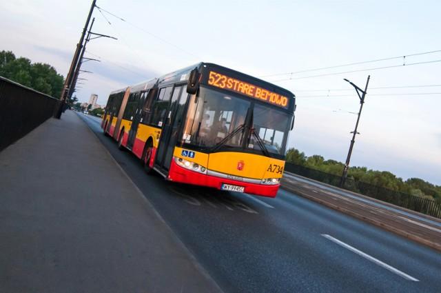 Fatalne wyniki kontroli autobusów miejskich w Warszawie. Większość straciła dowód rejestracyjny