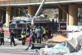 Gdynia: Flesz z przeszłości. 25.04. 2013. Ciężarówka staranowała trolejbus. Zginęły dwie osoby