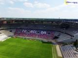 Budowa stadionu w Zabrzu. Pierwszy mecz na nowej trybunie w sierpniu [ZDJĘCIA]