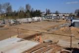 Budowanie w Szczecinku to wyzwanie dla budowlańców. Kiedyś było tu dno jeziora [zdjęcia]