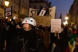 Strajk Kobiet w Krakowie. Sobotni protest z mandatami. A w poniedziałek znów blokada ulic  9.11.2020