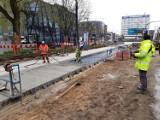 Torowa rewolucja w Szczecinie. Co słychać na budowie torowisk w centrum miasta?