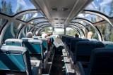 Muszyna. Związek Gmin Krynicko-Popradzkich chce kupić turystyczny pociąg panoramiczny. Czy uda się na to pozyskać środki? [ZDJĘCIA]