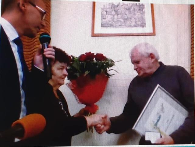 Bolesław Kwiatkowski to wzór urzędnika - mówił radny Jacek Budziński