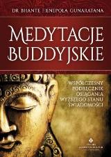 """Konkurs: Wygraj książkę """"Medytacje buddyjskie"""""""