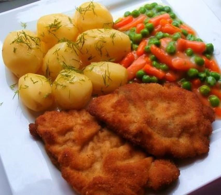 Doskonała lokalizacje, pyszne, tradycyjne polskie jedzenie i...