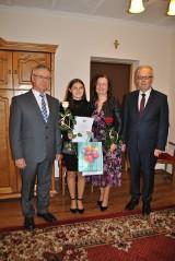 Dobrosława Laskiewicz najlepszym absolwentem szkoły podstawowej w gminie NWL