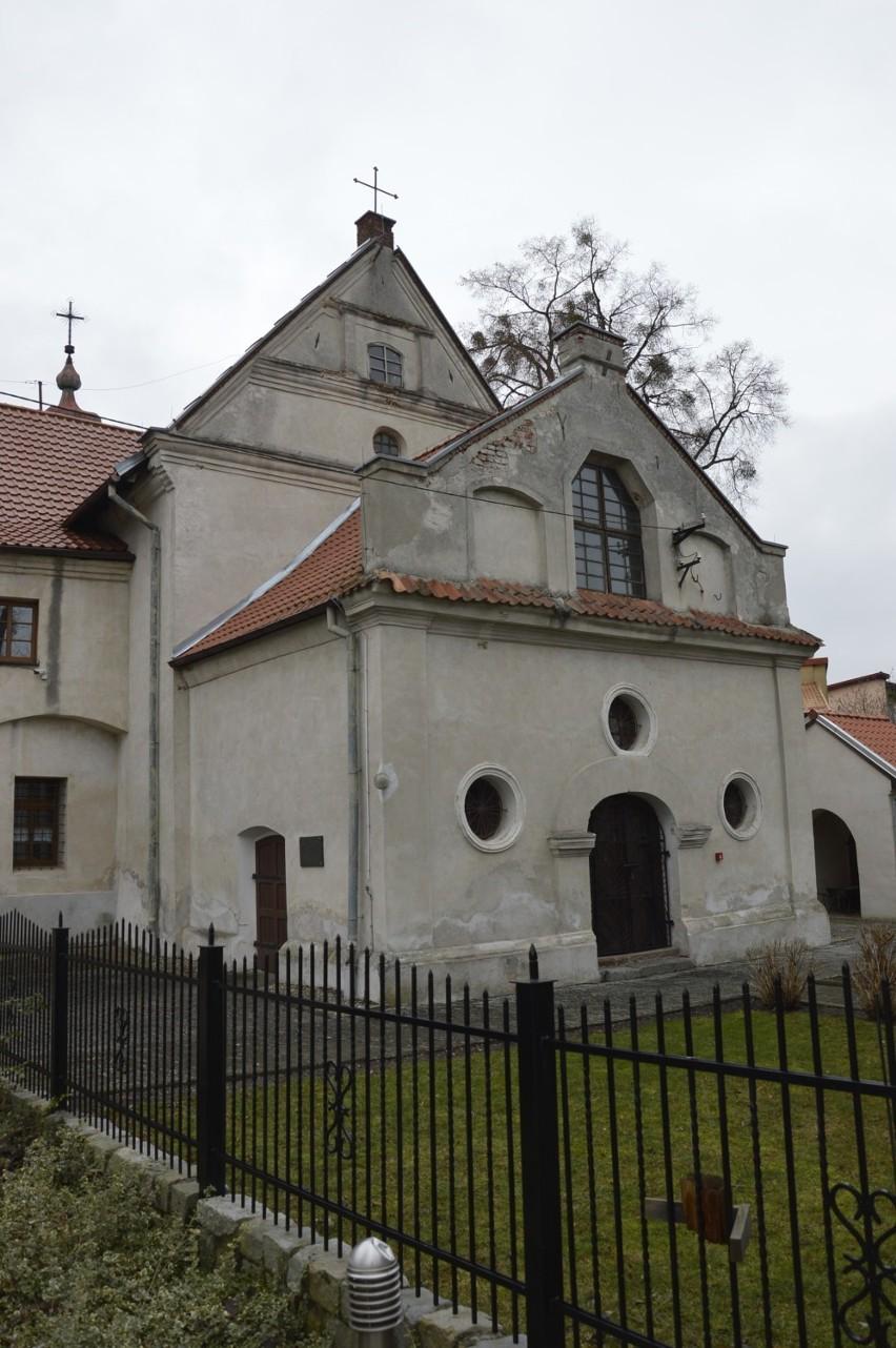 Dawny kompleks klasztorny w Dzierzgoniu