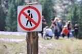 TOP 10 najbardziej irytujących zachowań pseudoturystów w Tatrach
