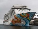 Norwegian Getaway ponownie w Gdyni. Piękny wycieczkowiec zachwycił i zrobił furorę ZDJĘCIA