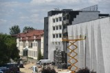 """Toruń: Na jakim etapie jest budowa Muzeum """"Pamięć i Tożsamość""""? Sprawdźcie! Oto zdjęcia!"""