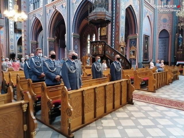 Uroczysta msza św. w bazylice NMP Anielskiej