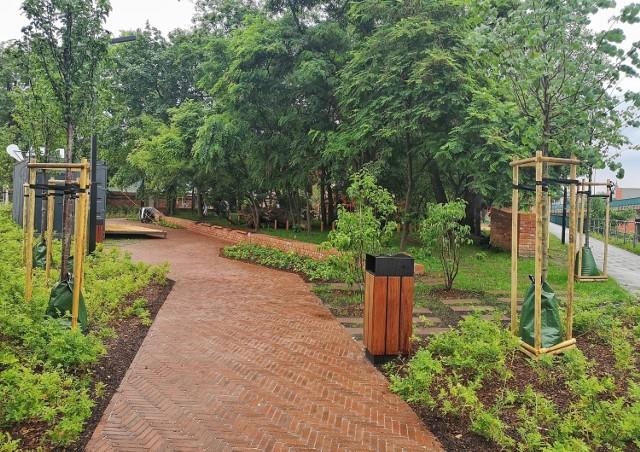 Kasztanowy Ogród Krakowian jest otwarty od soboty 3 lipca