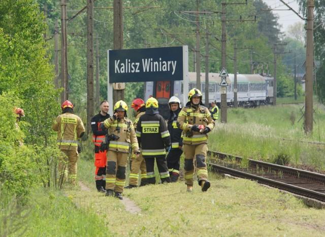 Tragedia na torach w Kaliszu