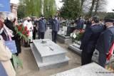 Odsłonili pomnik nagrobny Józefa Stefaniaka - naczelnika rawickiego więzienia po odzyskaniu niepodległości