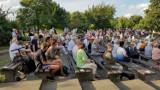 Instrumenty dęte rozbrzmiały w kaliskim Parku Przyjaźni. ZDJĘCIA