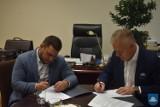 Znicz Kłobuck otrzyma wsparcie od Urzędu Miasta. Samorząd przekaże mu 50 tysięcy złotych