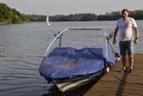 Motorowodniacy z Jeziora Somińskiego apelują o rozwagę w sprawie zakazu pływania. Mają propozycje