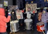 Protest maturzystów w Warszawie. Z powodu starej matury z chemii