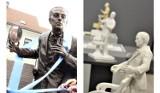 Fotel Antoine'a w Sieradzu. Charakterystyczny pomnik mógł wyglądać zupełnie inaczej. Zobacz jakie projekty zgłoszono na konkurs ZDJĘCIA