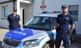 Funkcjonariusze z Komisariatu Policji w Krokowej uratowali życie mężczyźnie | NADMORSKA KRONIKA POLICYJNA