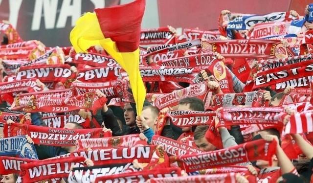 Kibice Widzewa pobili rekord Polski
