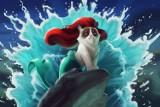 Słynny Grumpy Cat jako postać w bajkach Disneya. Uśmiejecie się!