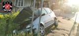 Kwaczała k. Chrzanowa. Zderzenie osobówek na skrzyżowaniu. Wypadek spowodował pijany kierowca fiata. Został ranny [ZDJĘCIA] AKTUALIZACJA