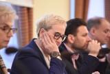 Wioleta Haręźlak odwołana ze funkcji przewodniczącej sejmiku województwa lubuskiego - wyniki głosowania