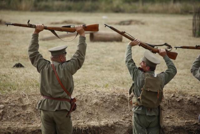 W Bielsku Podlaskim odbyła się inscenizacja jednej z największych bitew I Wojny Światowej na terenach Polski.